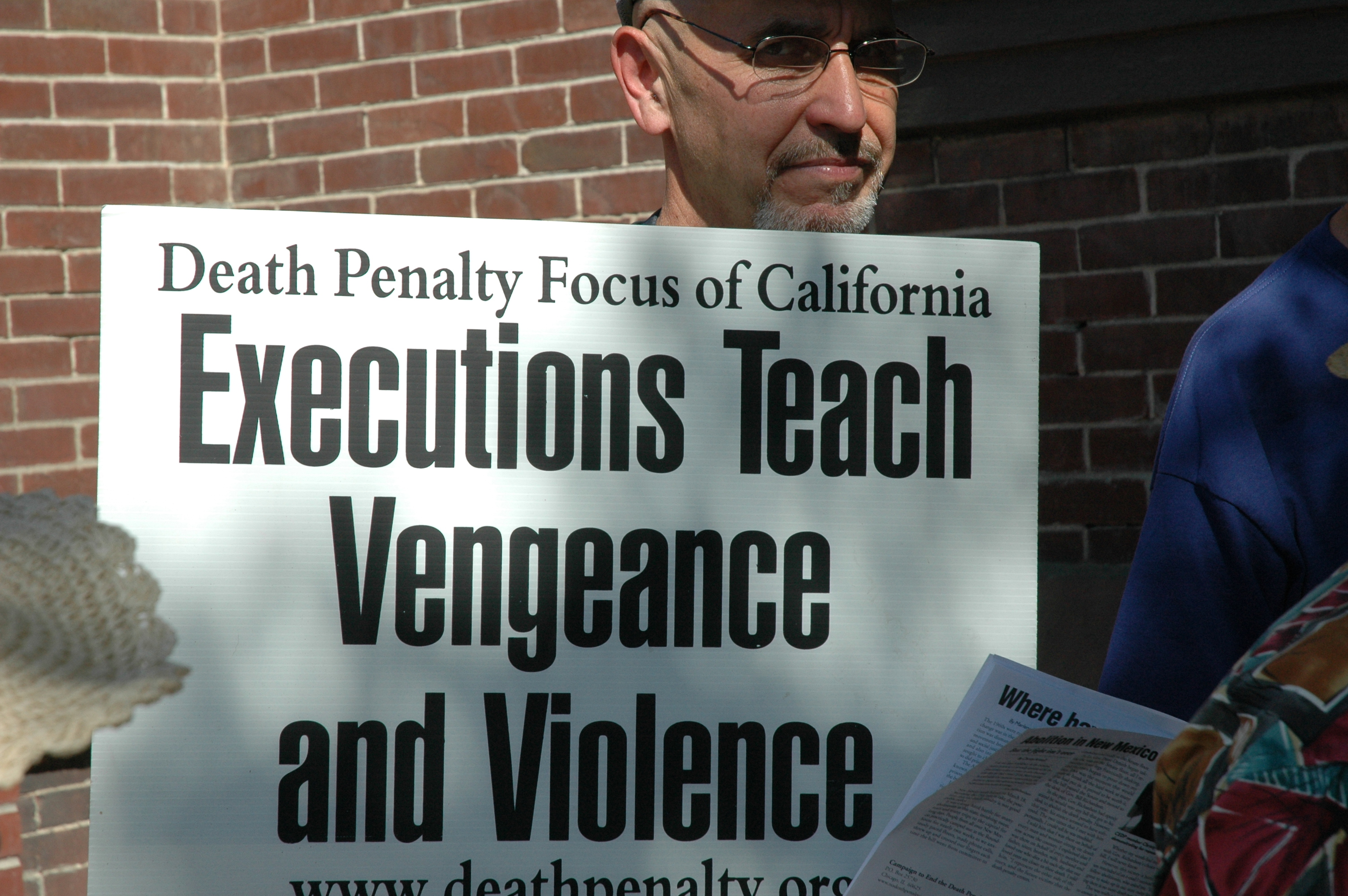 dead man walking death penalty essay The death penalty and dead man walking - martin miesler - presentation / essay (pre-university) - english - discussion and essays - publish your bachelor's or master.
