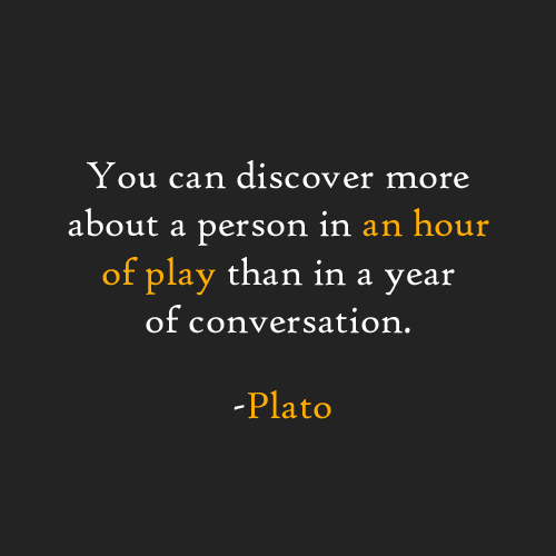 Inspirational Quotes About Play: Play Quotes From Plato. QuotesGram